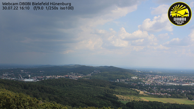 Webcam Hünenburg