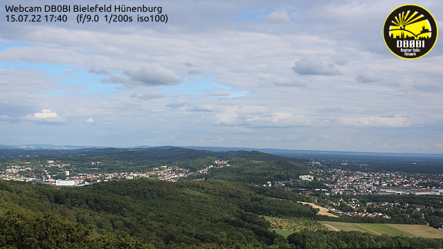 Webcam Hünenburg